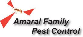 Amaral Pest Control Logo