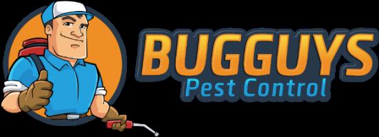 Bug Guys Pest Control Logo
